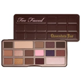 chocolate bar eye shadow