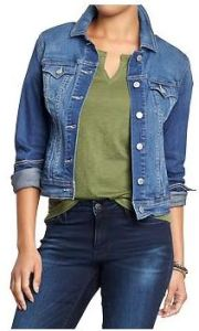 jean jacket old navy