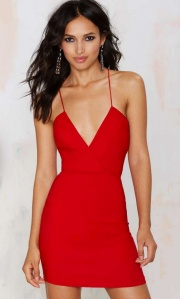 nasty gal dress