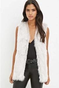 21 faux fur